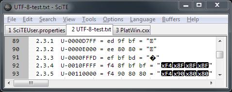 Monospaced DirectWrite sample